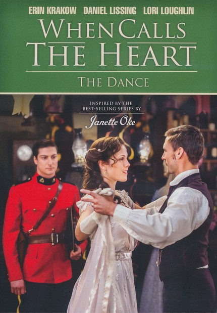 When Calls the Heart Series: The Dance, DVD