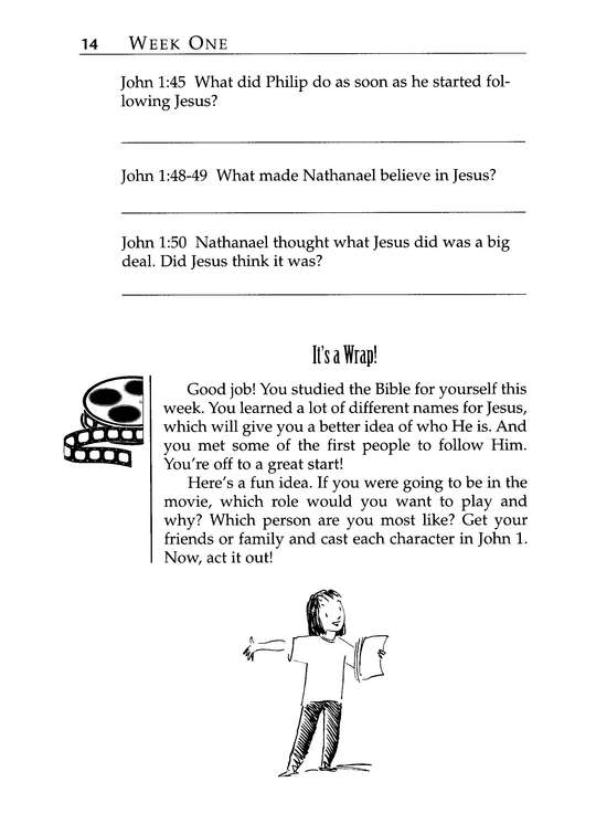 Discover 4 yourself childrens bible study series jesus in the discover 4 yourself childrens bible study series jesus in the spotlight john chapters 1 10 kay arthur cyndy shearer 9780736901192 christianbook fandeluxe Image collections
