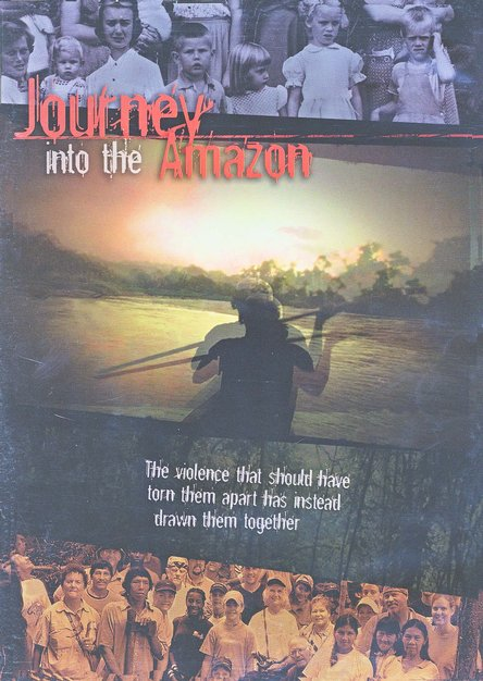 Journey into the Amazon, DVD