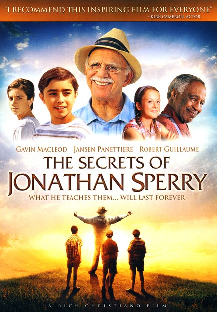 The Secrets of Jonathan Sperry, DVD