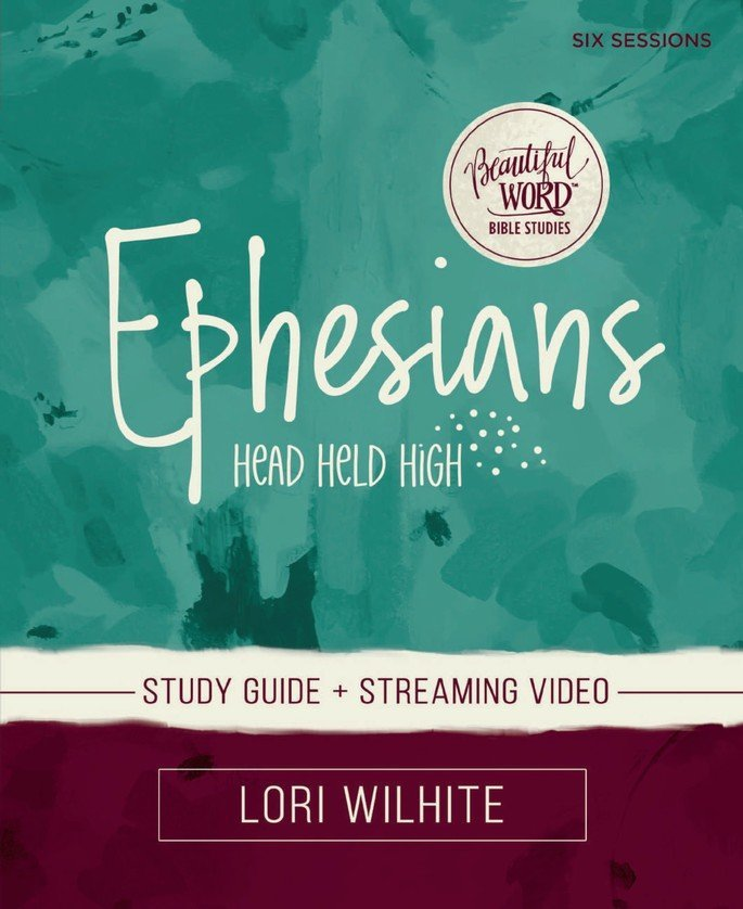 Ephesians Study Guide with DVD: Lori Wilhite: 9780310130970 -  Christianbook.com
