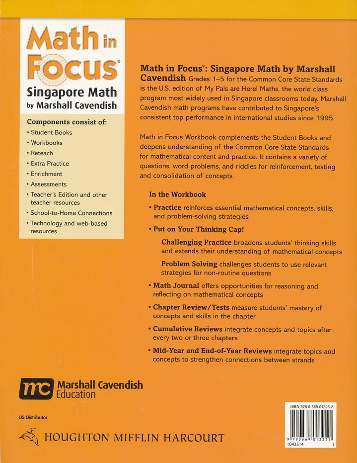 Math in focus the singapore approach grade 1 student workbook b math in focus the singapore approach grade 1 student workbook b 9780669013252 christianbook fandeluxe Image collections