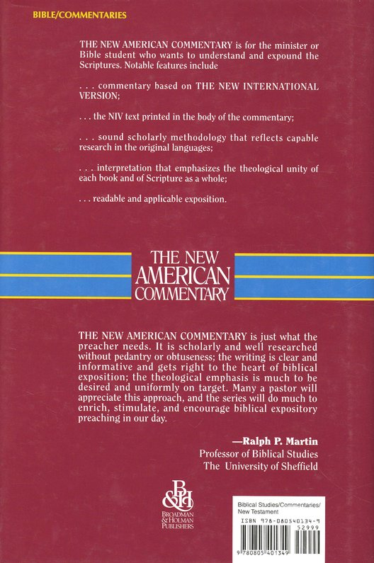 1 & 2 Timothy, & Titus: New American Commentary [NAC]