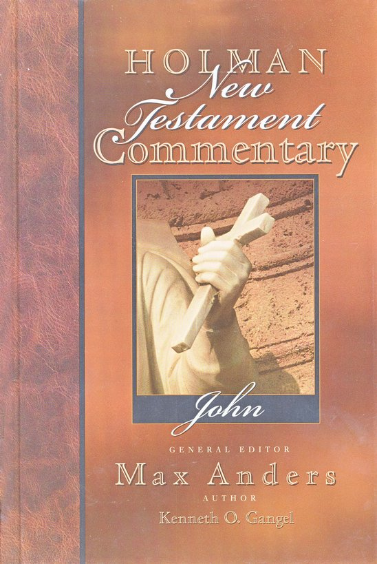 John: Holman New Testament Commentary [HNTC]