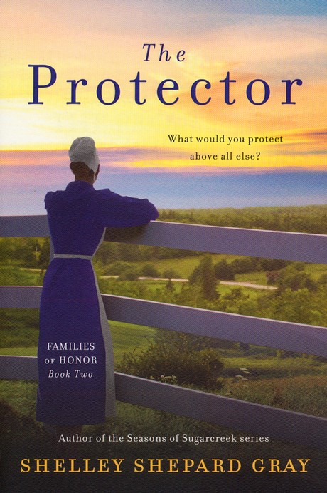 The Protector, Family of Honor Series #2
