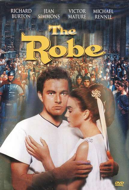 The Robe, DVD
