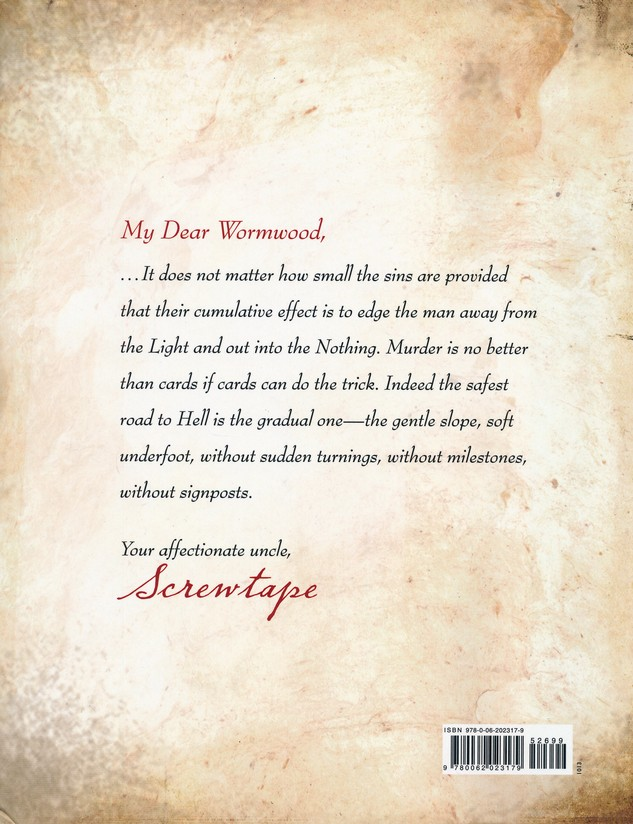 The Screwtape Letters, Annotated Edition