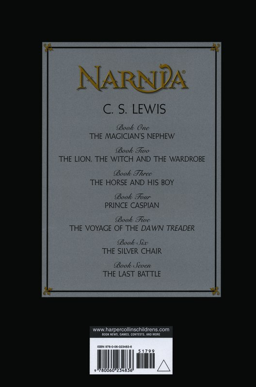 The Chronicles of Narnia: Prince Caspian, Hardcover