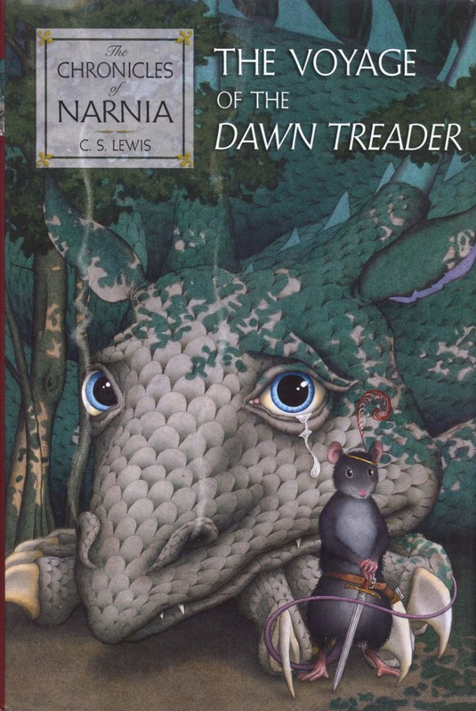 The Chronicles of Narnia: The Voyage of the Dawn Treader,  Hardcover