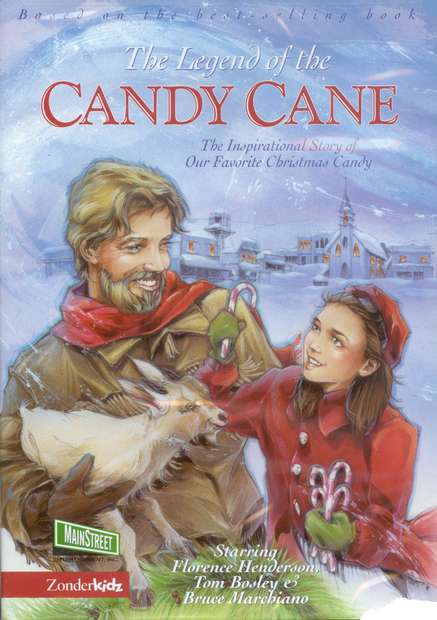 The Legend of the Candy Cane, DVD