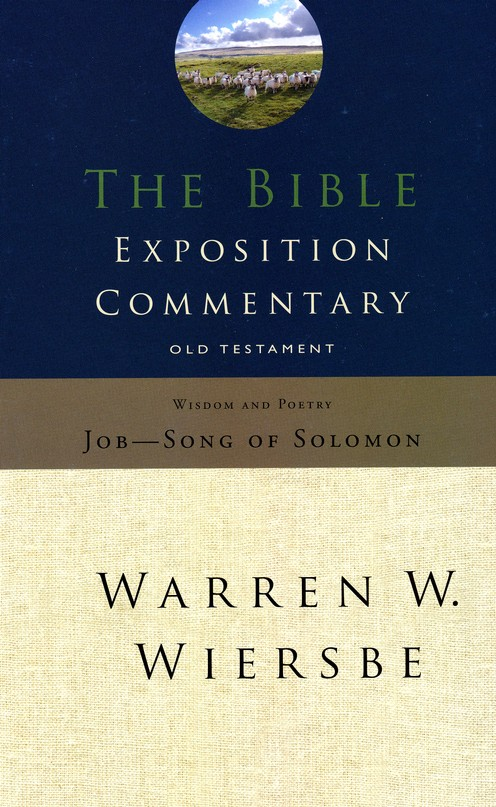 The Bible Exposition Commentary, 6 Volumes