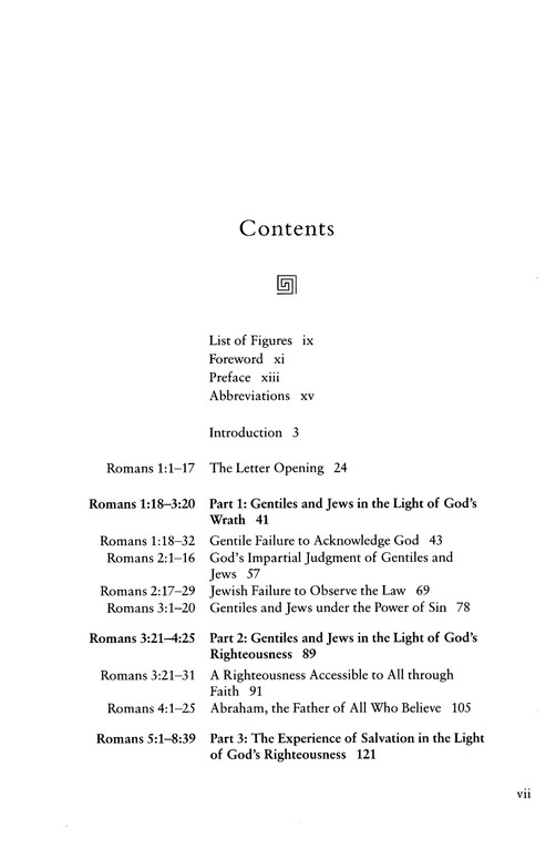 Romans: Paideia Commentaries on the New Testament [PCNT]