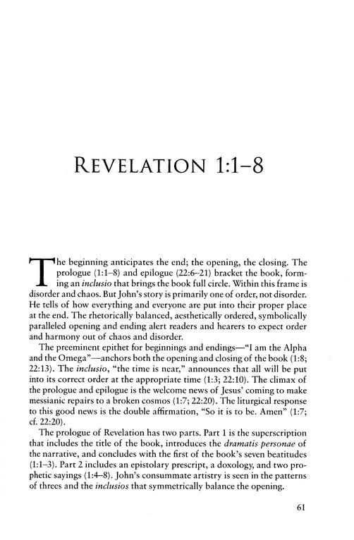 the revelation of john resseguie james l