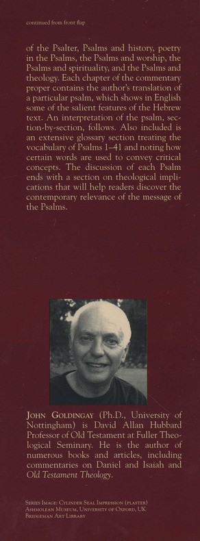 Psalms, 3 Volumes: Baker Commentary on the Old Testament Wisdom and Psalms [BCOT]