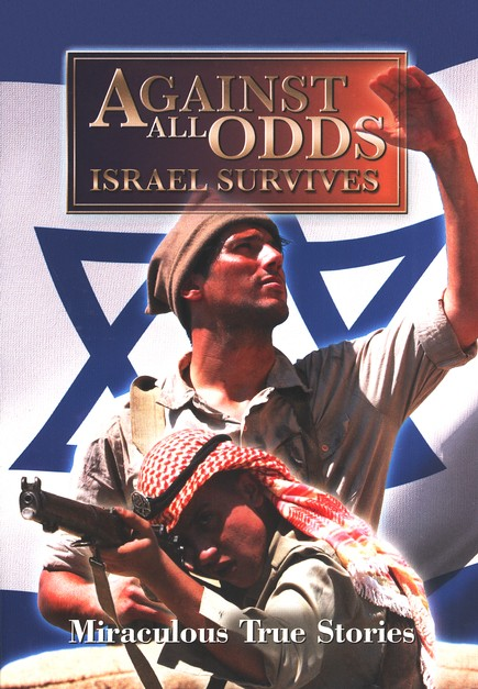 Against All Odds: Israel Survives - Feature Film, DVD