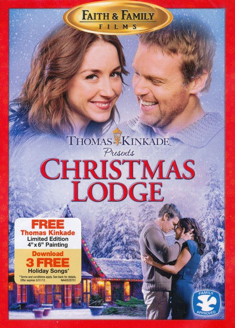 Christmas Lodge, DVD