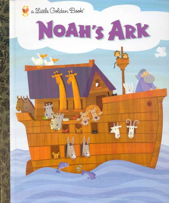 Noah's Ark, Little Golden Books