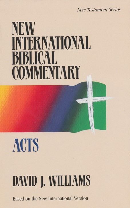 Acts: Understanding the Bible Commentary Series