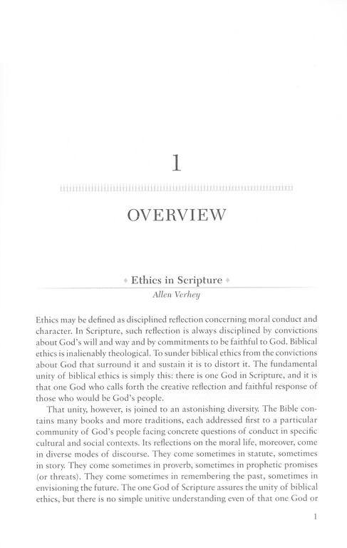 The New Testament and Ethics: A Book-by-Book Survey