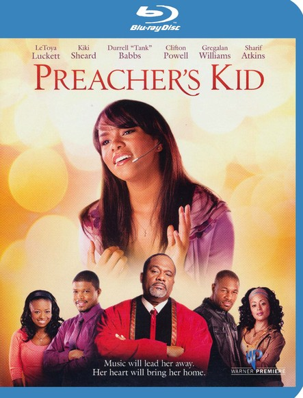 Preacher's Kid, Blu-ray Combo Pack