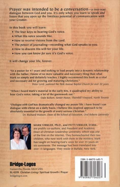 Dialogue With God Mark Virkler Ebook Download