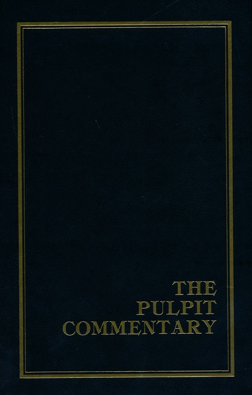 Pulpit Commentary Set, 23 volumes