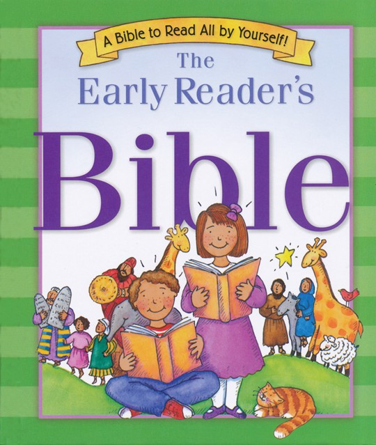 The Early Reader's Bible, Revised