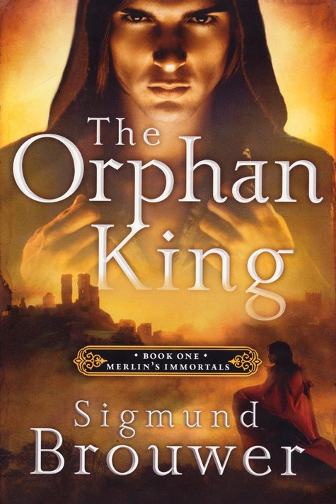 The Orphan King, Merlin's Immortals Series #1