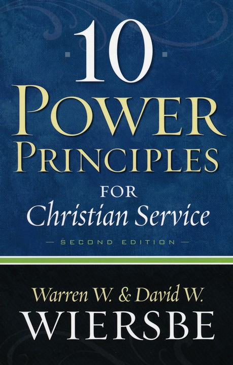 10 Power Principles for Christian Service, Repackaged Edition