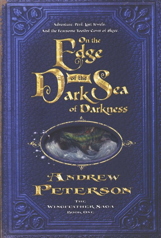 #1: On the Edge of the Dark Sea of Darkness