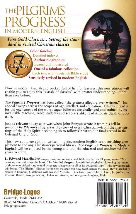 The Pilgrim's Progress in Modern English, Updated Edition