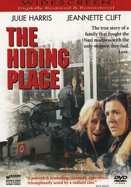 The Hiding Place, DVD
