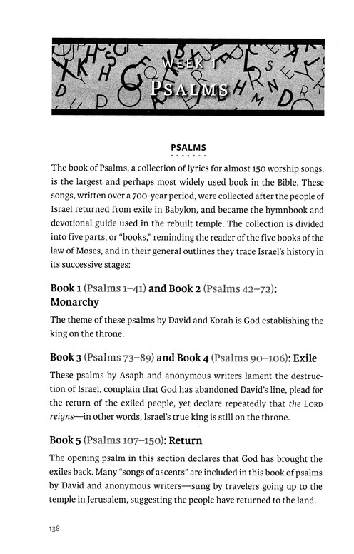 The Books Of The Bible Study Journal 9780310086055 Christianbook