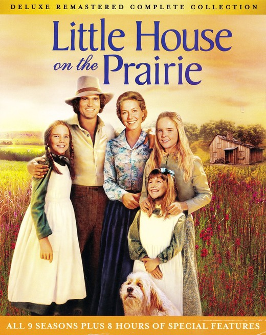Little House On The Prairie Complete Dvd Collection 9780718087319 Christianbook Com