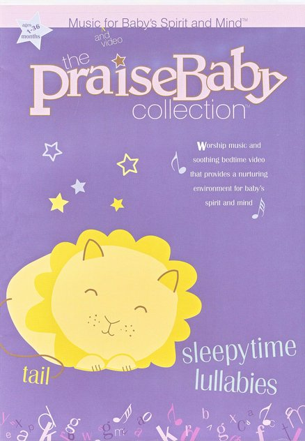 The Praise Baby Collection: Sleepytime Lullabies, DVD
