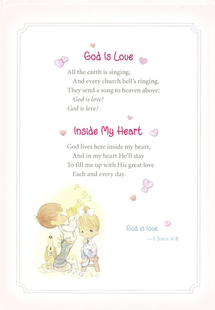 Little Book of God's Love