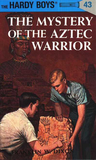 The Hardy Boys Mysteries 43 The Mystery Of Aztec Warrior