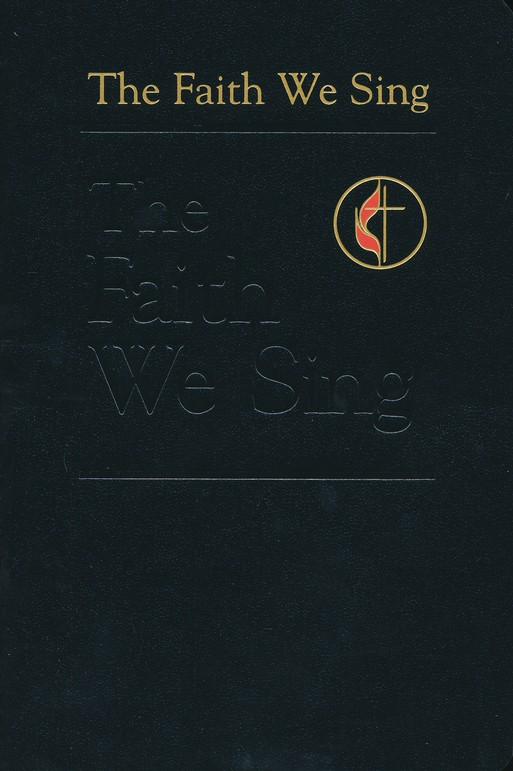 The Faith We Sing: Pew Edition with Cross and Flame
