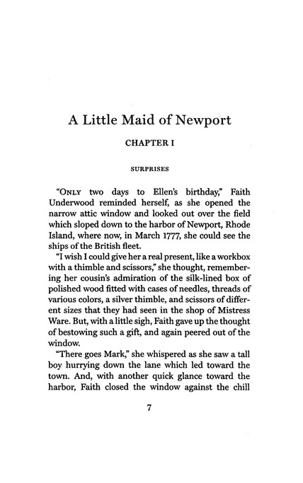 A little maid of newport alice turner curtis 9781557093394 a little maid of newport alice turner curtis 9781557093394 christianbook fandeluxe Images