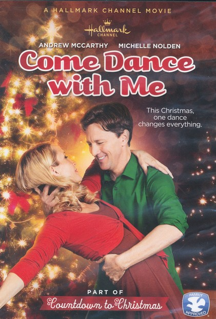 Come Dance with Me, DVD