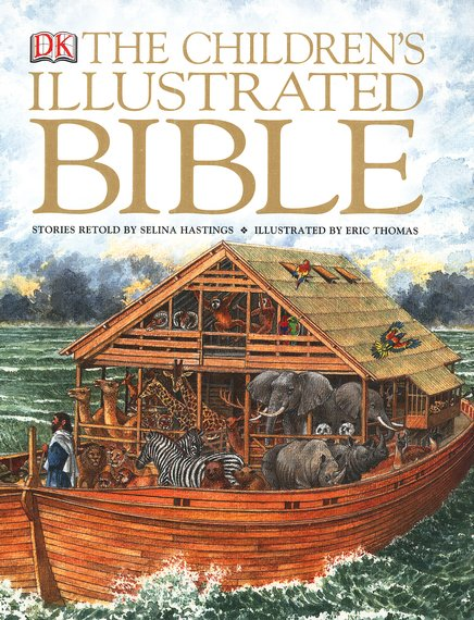 The Children's Illustrated Bible (compact size)