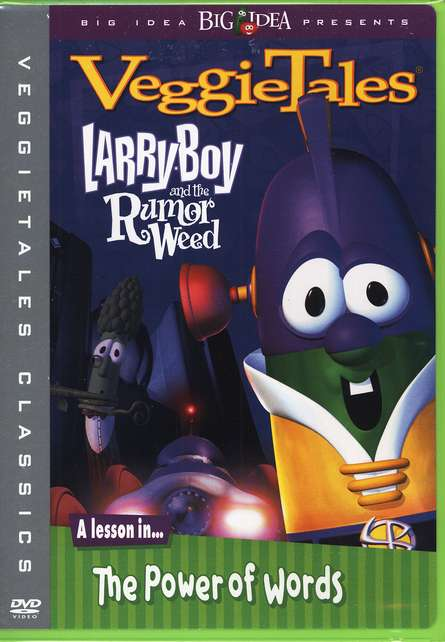 Larryboy and the Rumor Weed, VeggieTales DVD