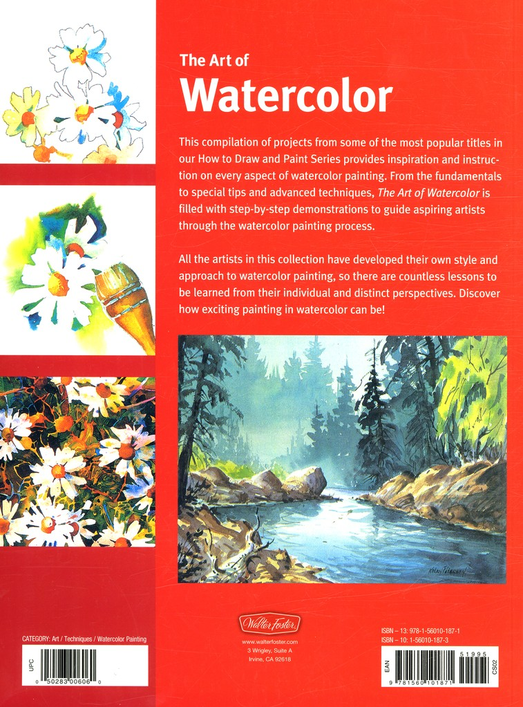 Art Of Watercolor