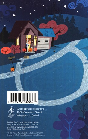 Halloween Maze (KJV), Pack of 25 Tracts