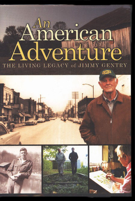 An American Adventure: The Living Legacy of Jimmy Gentry DVD
