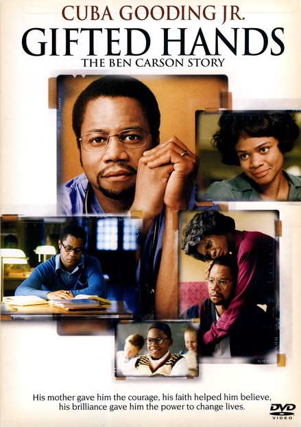 Gifted Hands: The Ben Carson Story, DVD