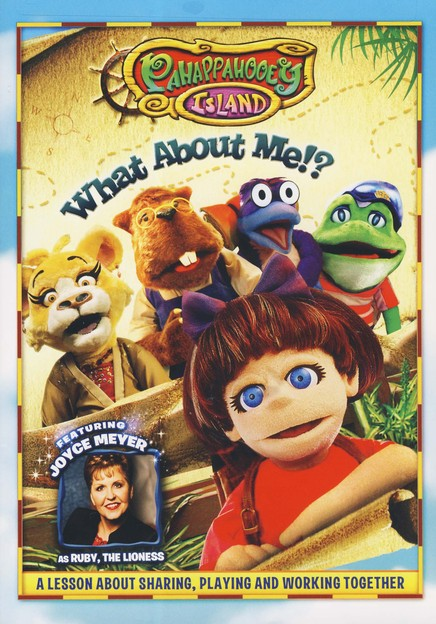 Pahappahooey Island: What About Me DVD