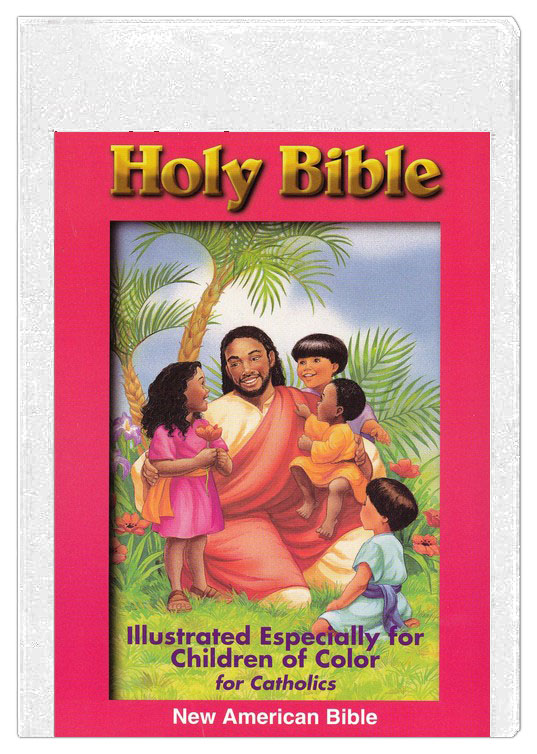 NAB Children of Color Bible, White