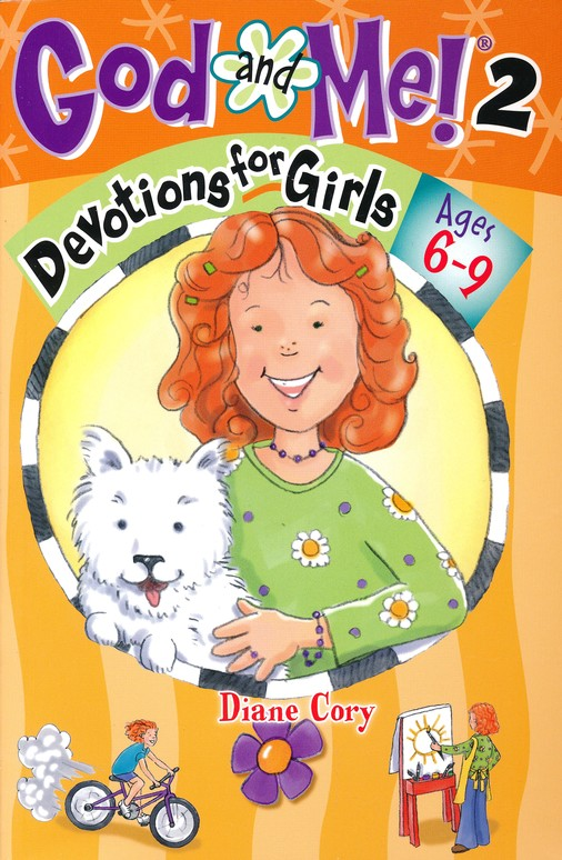 God And Me 2: Fun Devotions for Girls Ages 6 to 9