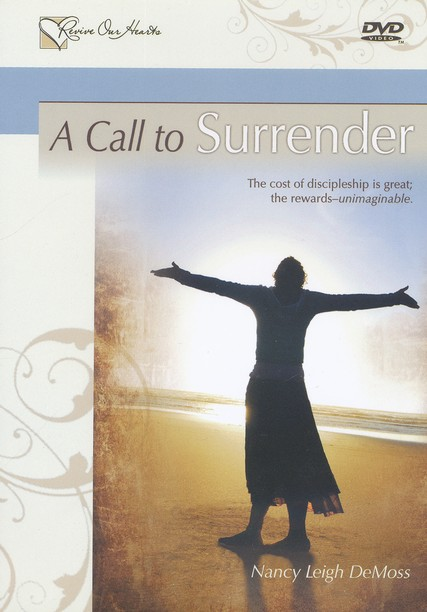 A Call to Surrender: Conference, DVD